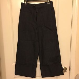 Kate Spade denim wide leg pants